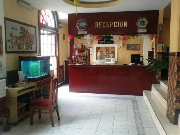 Hotel Mandarin Tampico - Reception