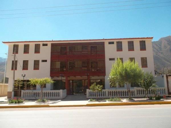 Hotel Tornado - Hotell och Boende i Peru i Sydamerika
