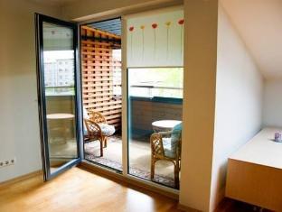 Kuressaare Tallinn Street Apartments كوريسار - المظهر الداخلي للفندق