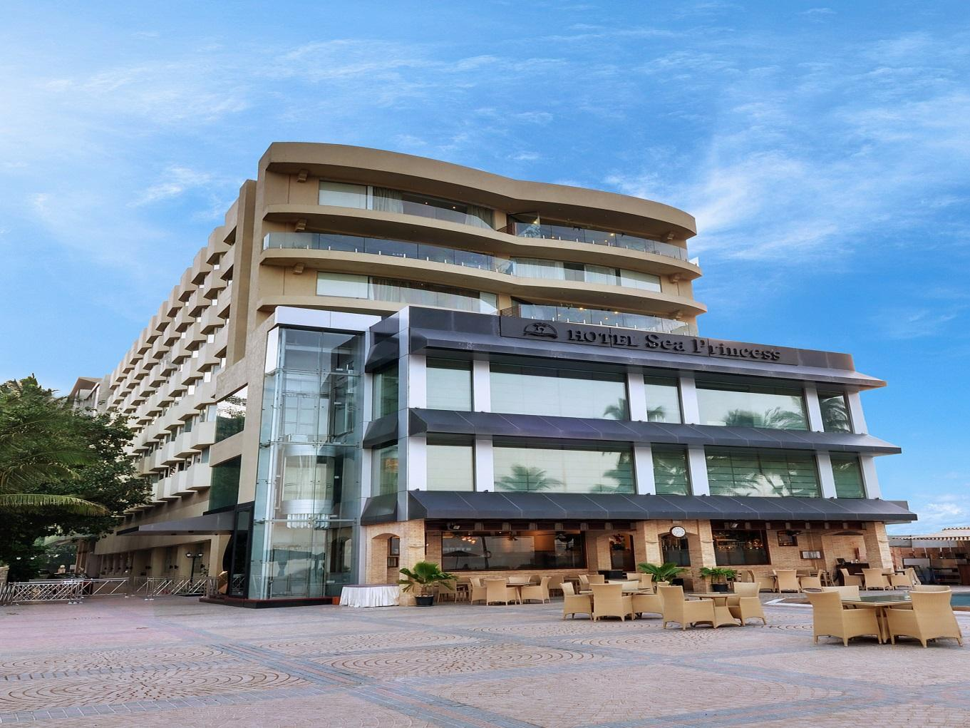 Sea Princess Hotel - Hotell och Boende i Indien i Mumbai