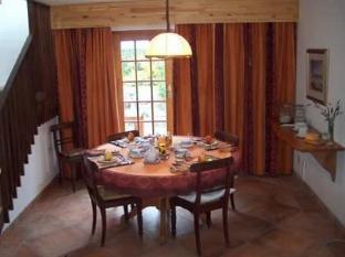 Orchard Lane Guest House Stellenbosch - Ravintola