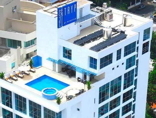 Tryp by Wyndham Panama Centro - Hotels and Accommodation in Panama, Central America And Caribbean