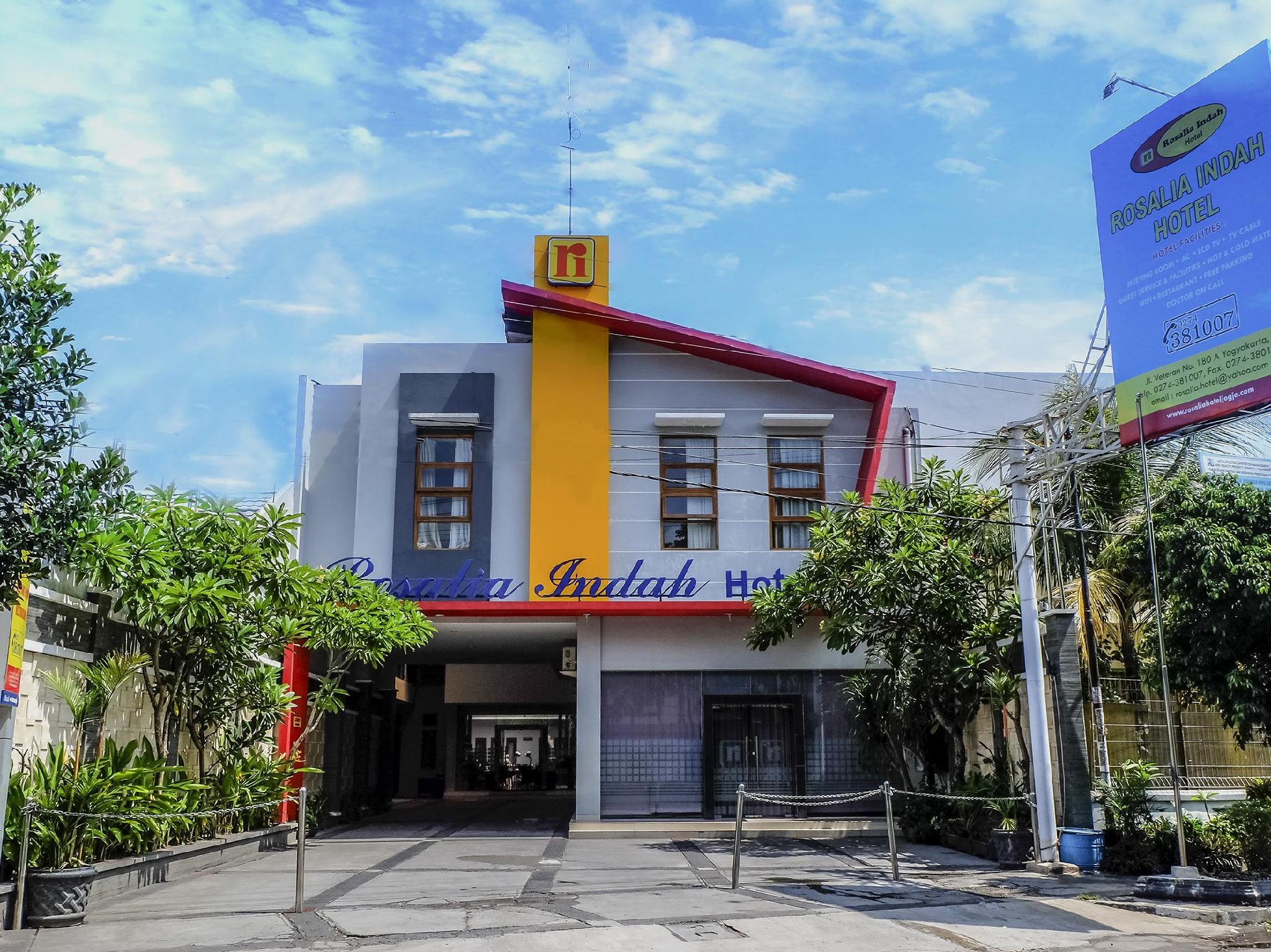 Rosalia Indah Hotel - Hotels and Accommodation in Indonesia, Asia