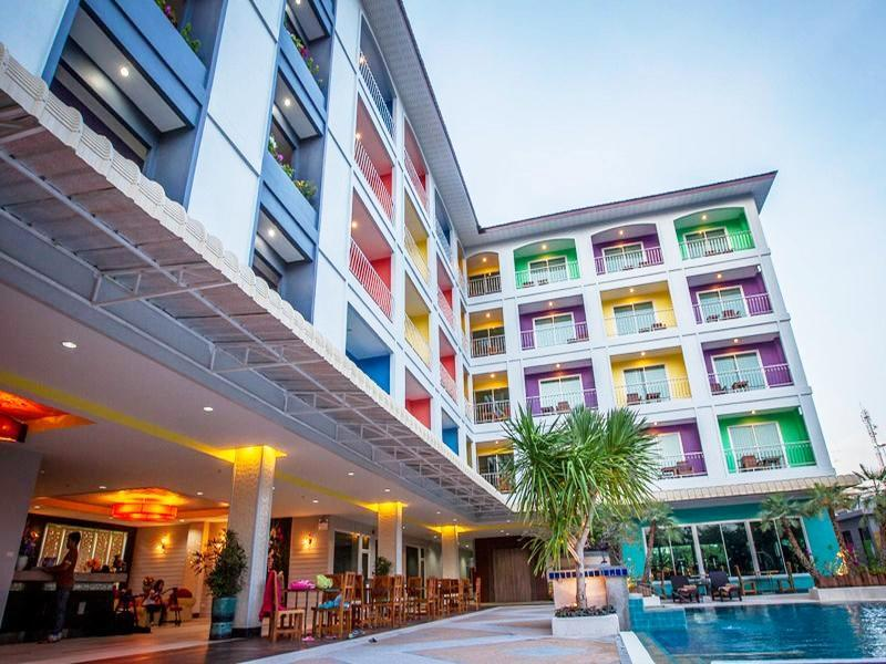 The Ninth Pattaya Hotel - Hotels and Accommodation in Thailand, Asia