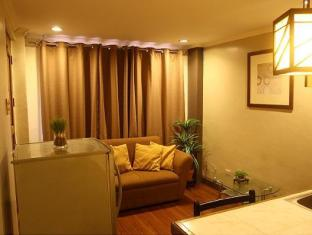 Metro Room Budget Hotel Philippines مانيلا - غرفة الضيوف