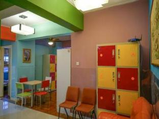 Hong Kong Hostel هونج كونج - ردهة