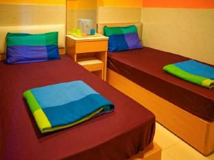 Hong Kong Hostel هونج كونج - غرفة الضيوف