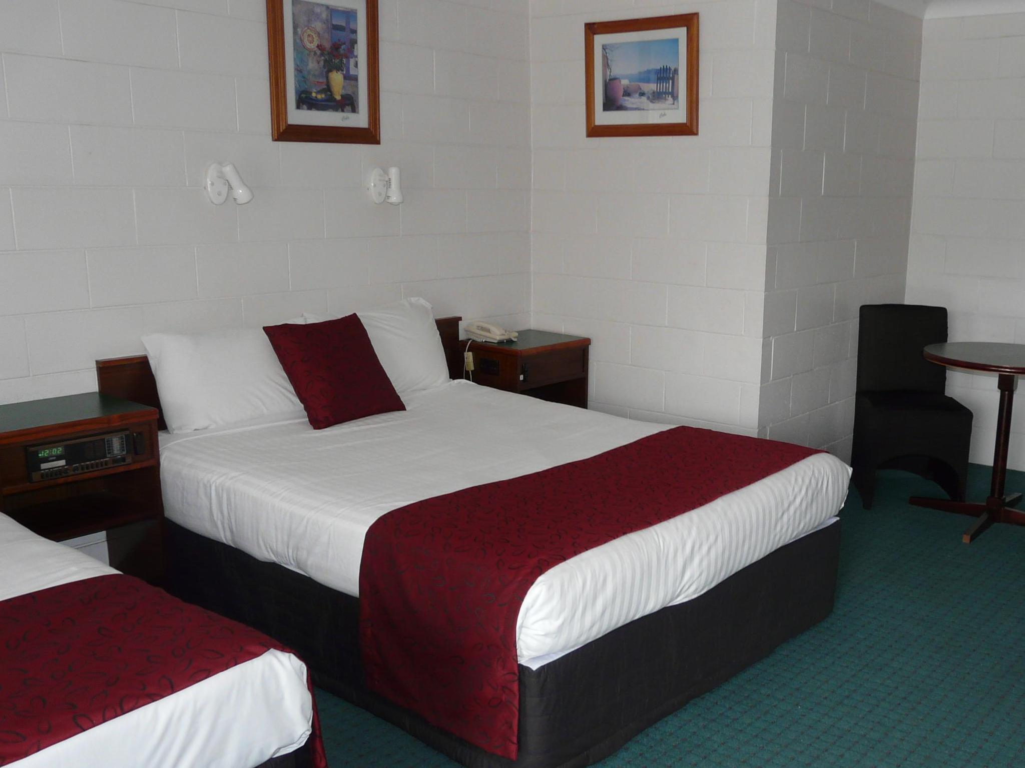 Garden City Motor Inn - Hotell och Boende i Australien , Wagga Wagga