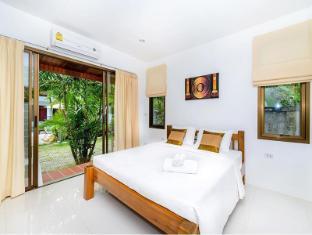 Baan Phu Chalong بوكيت - غرفة الضيوف