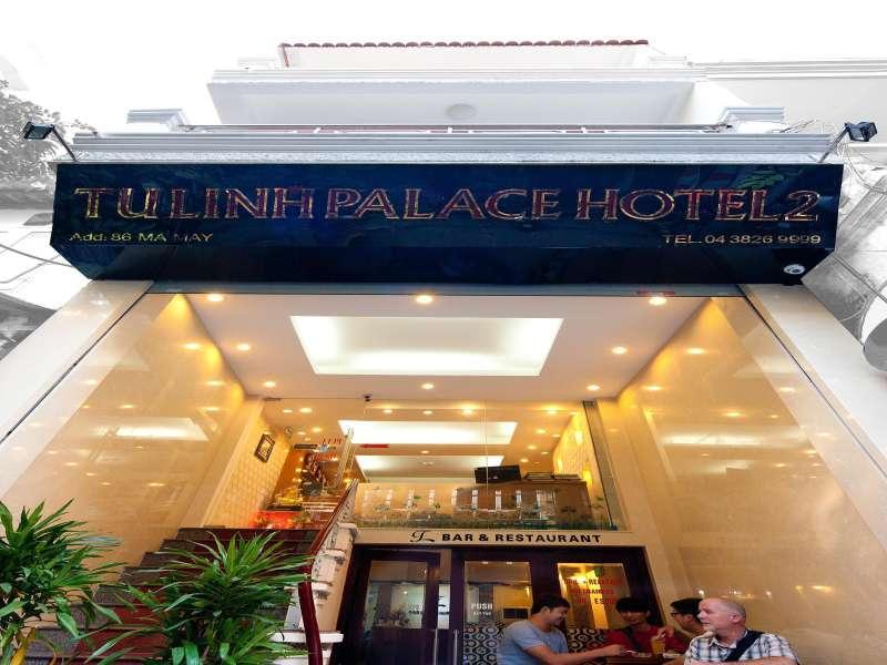 Tu Linh Palace Hotel 2 - Hotell och Boende i Vietnam , Hanoi