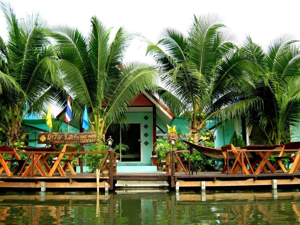 Hotell Baansuanjarean Resort i , Samut Songkhram. Klicka för att läsa mer och skicka bokningsförfrågan