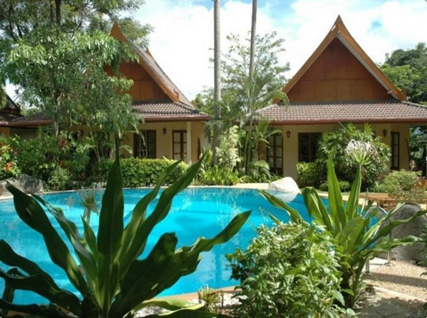 Palm Garden Resort - Hotels and Accommodation in Thailand, Asia