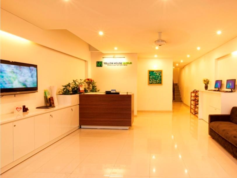 Yellow House Saigon Hotel - Hotell och Boende i Vietnam , Ho Chi Minh City