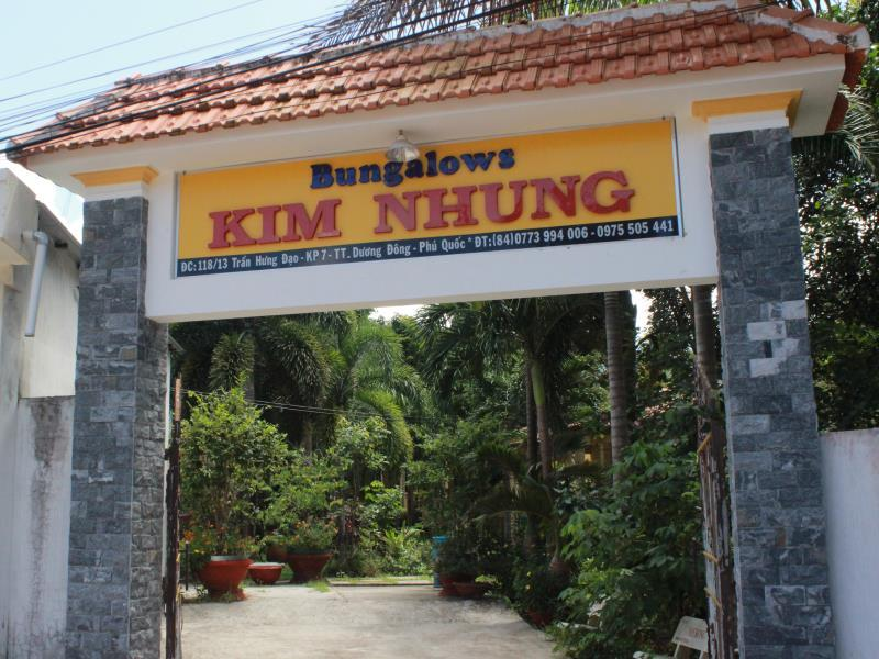 Kim Nhung Bungalows - Hotell och Boende i Vietnam , Phu Quoc Island