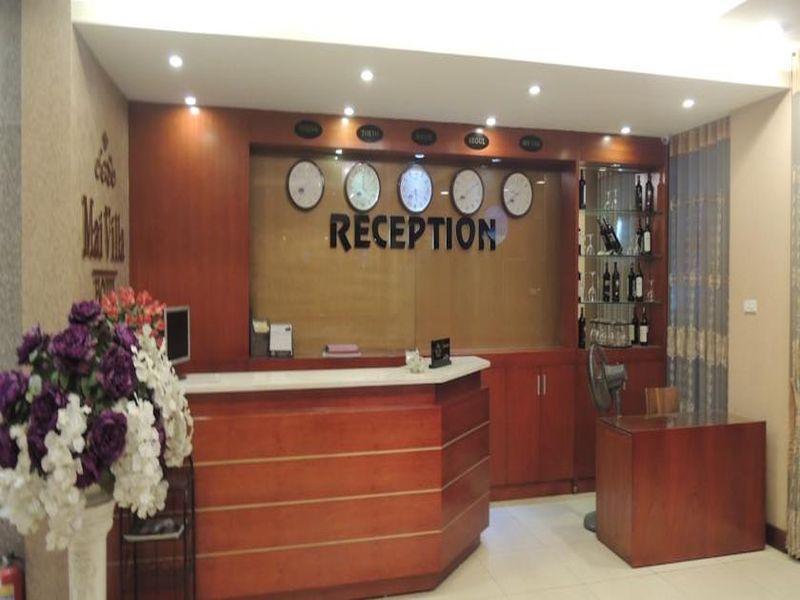 Mai Villa Hotel 5 - Trung Hoa Nhan Chinh - Hotell och Boende i Vietnam , Hanoi