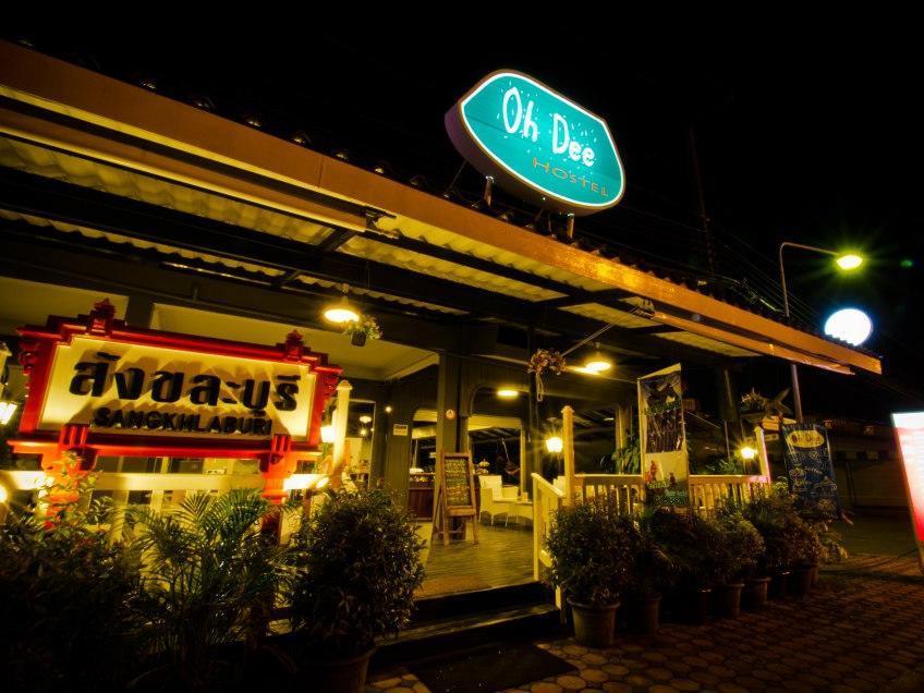 Hotell Oh Dee Hostel i , Sangkhla Buri (Kanchanaburi). Klicka för att läsa mer och skicka bokningsförfrågan