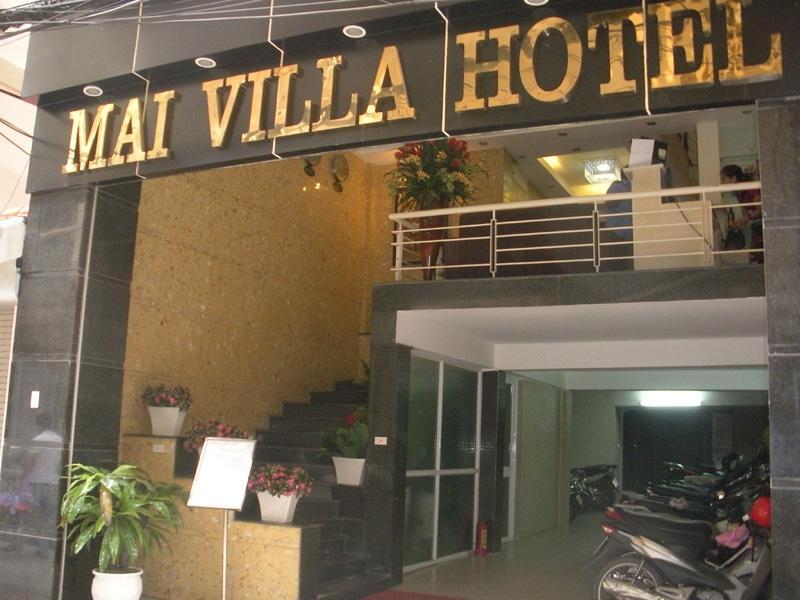 Mai Villa Hotel 3 - Thai Ha - Hotell och Boende i Vietnam , Hanoi