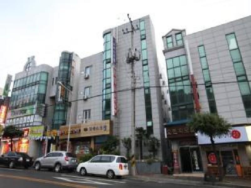 Goodstay Maurice Hotel Gwangyang-si - Hotel Exterior