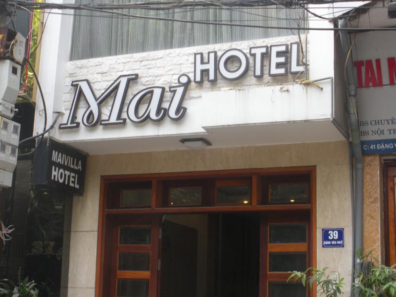 Mai Villa Hotel 4 - Dang Van Ngu - Hotell och Boende i Vietnam , Hanoi