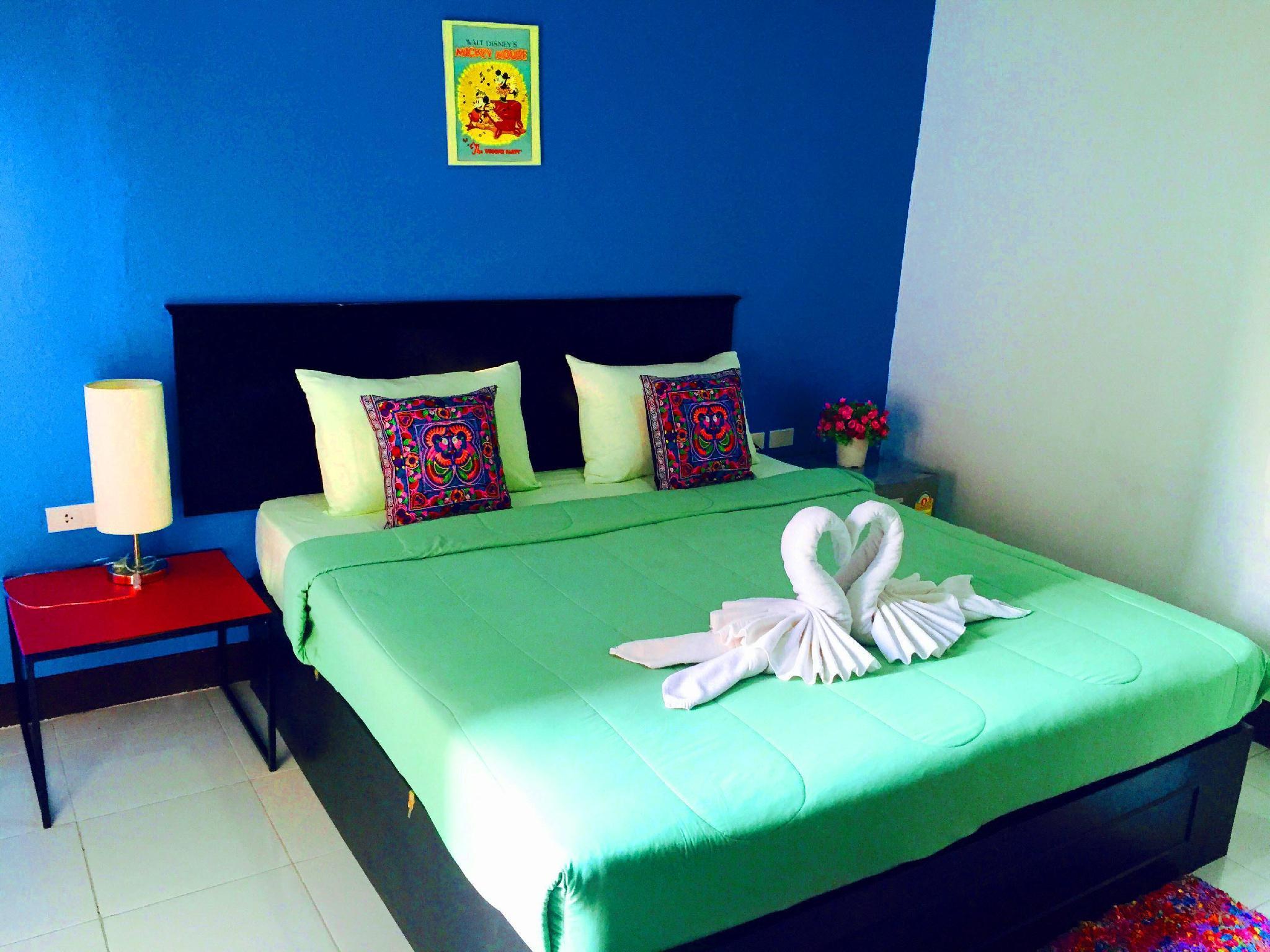 Hotell Benetti Lodge i Patong, Phuket. Klicka för att läsa mer och skicka bokningsförfrågan