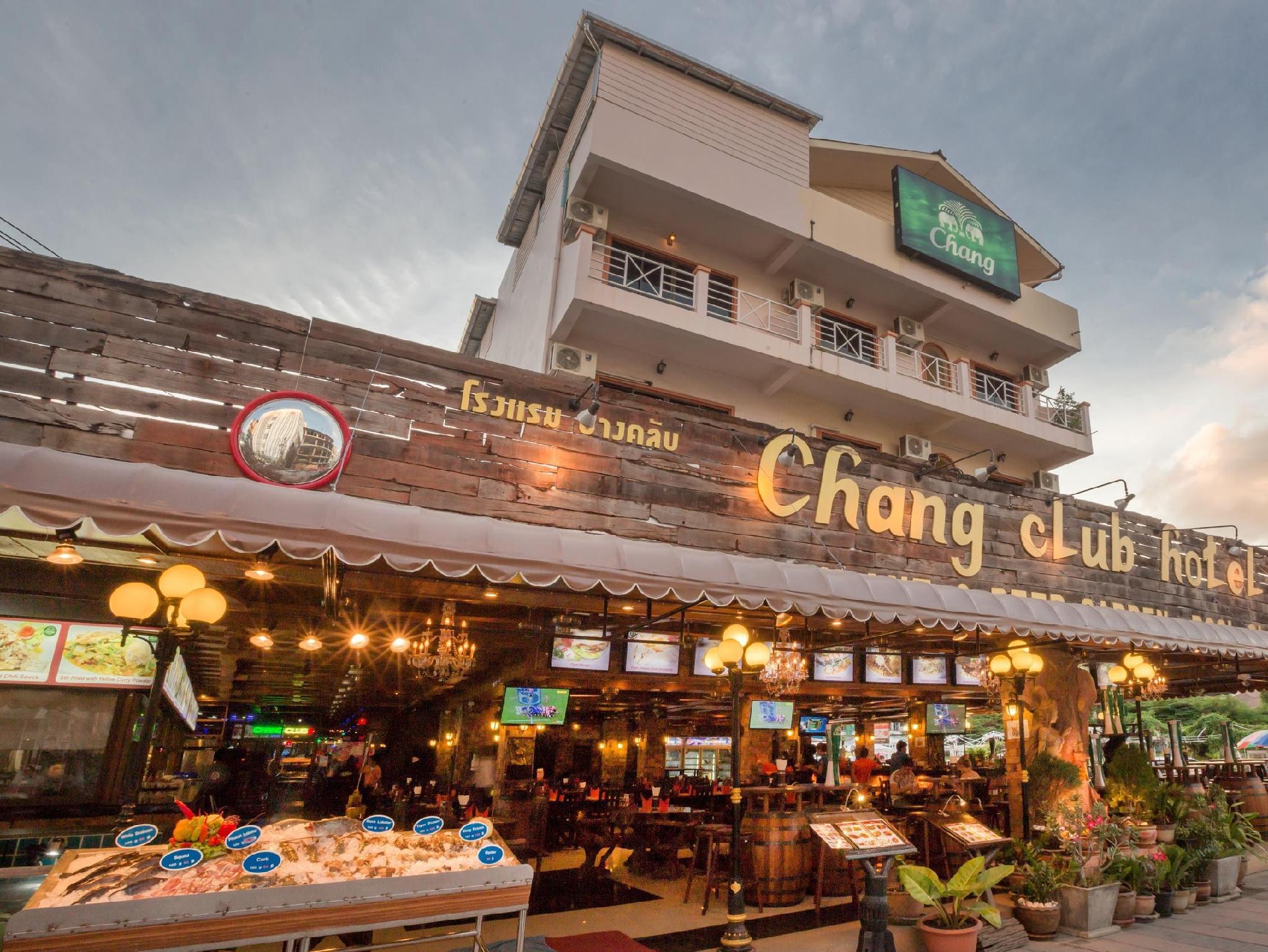 Hotell Chang Club Hotel i Patong, Phuket. Klicka för att läsa mer och skicka bokningsförfrågan