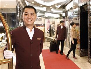 L Hotel Zhuhai - Lobby