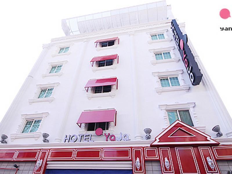 โรงแรม  ยาจา อินเจ ยูนิฟ  (Hotel Yaja Inje Univ)