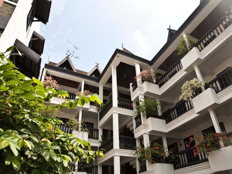 Hotell Borarn House i , Bangkok. Klicka för att läsa mer och skicka bokningsförfrågan