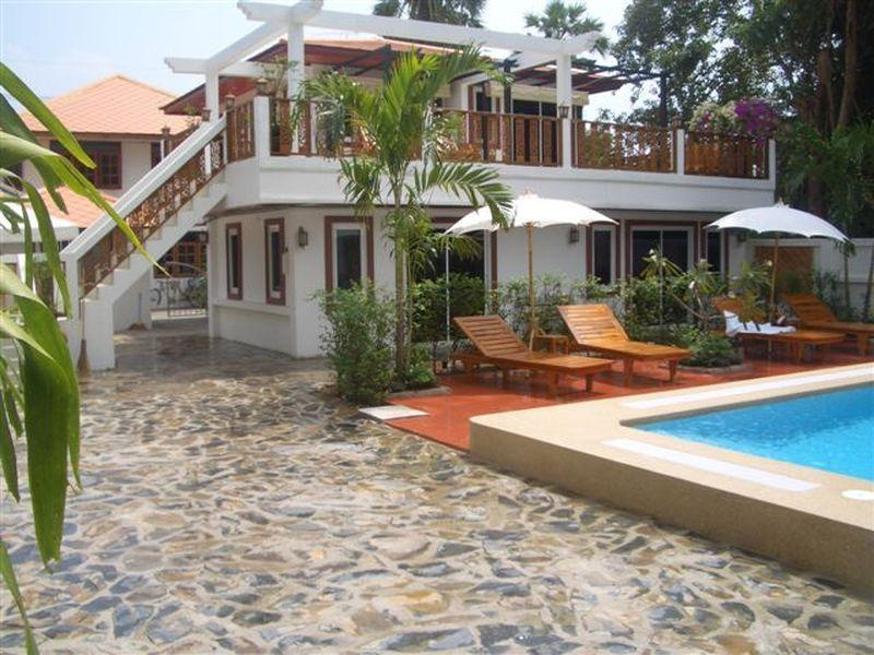 Siam Jasmine Hotel and Restaurant - Hotels and Accommodation in Thailand, Asia