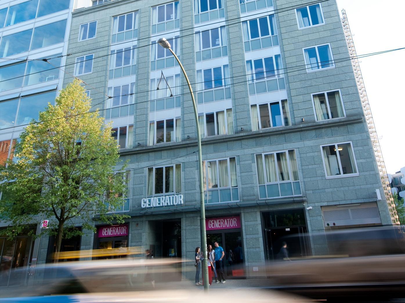 柏林米特創建青年旅館