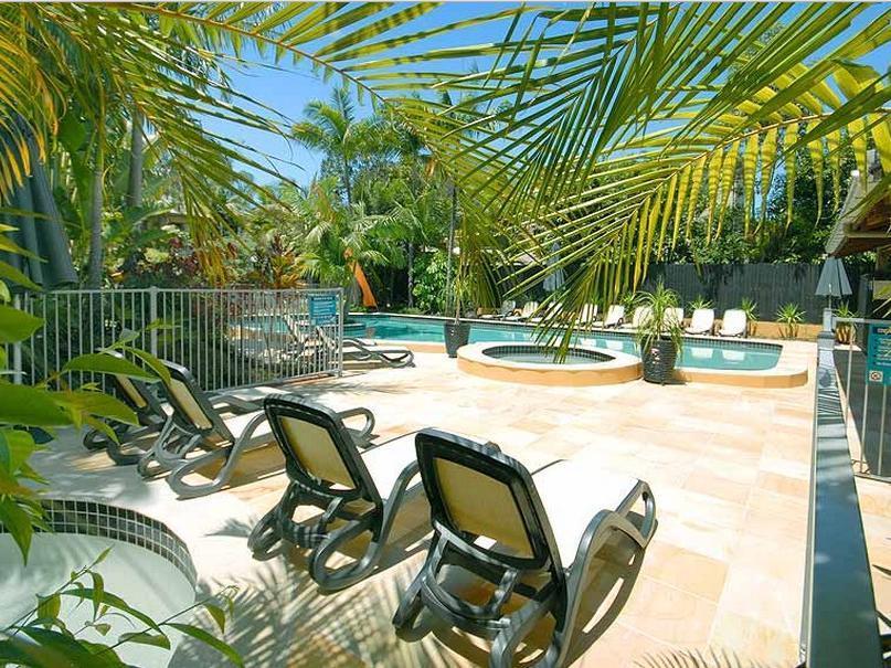 Noosavillage River Resort - Hotell och Boende i Australien , Noosa