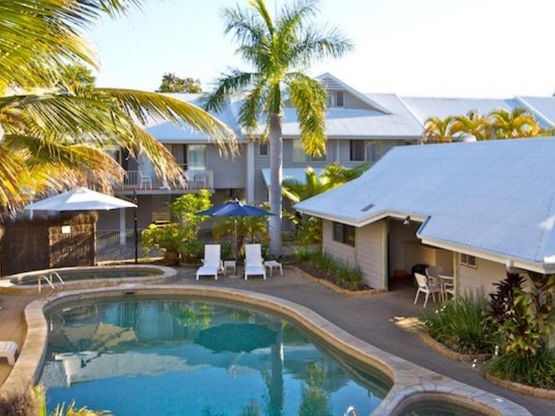 Pelican Beach Resort - Hotell och Boende i Australien , Noosa