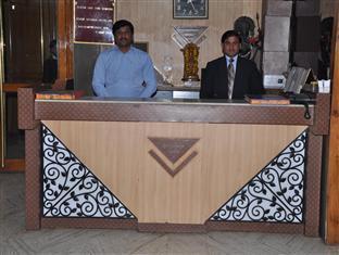 Hotel India International Dx. New Delhi and NCR - Reception