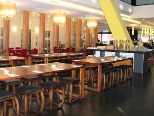 Pegasus Apartment Hotel मेलबॉर्न - रेस्त्रां