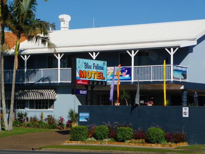 Hotell Blue Pelican Motel