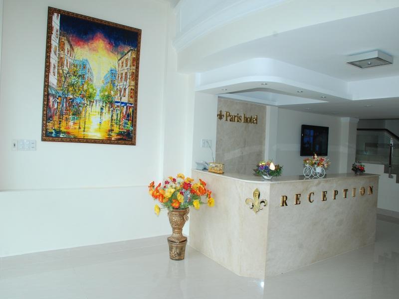 Paris Hotel - Hotels and Accommodation in Vietnam, Asia