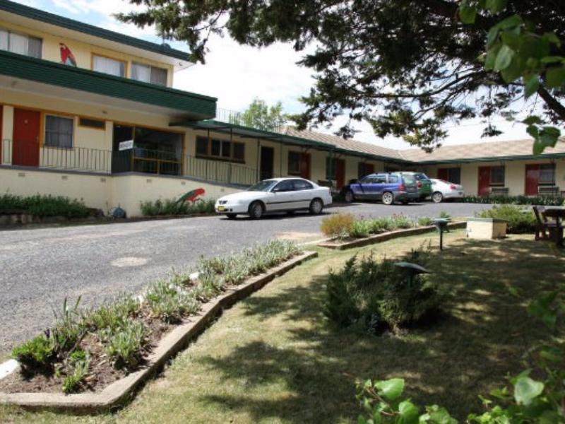 Titania Motel - Hotell och Boende i Australien , Oberon
