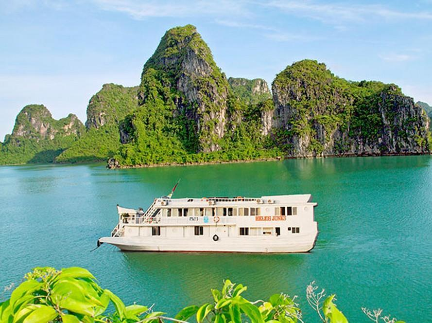Helios Junks - Hotell och Boende i Vietnam , Halong