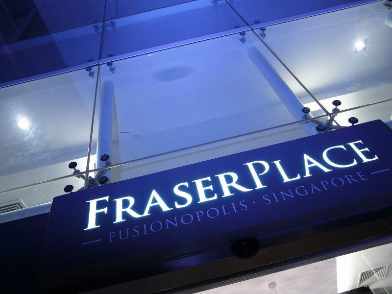 Fraser Place Fusionopolis