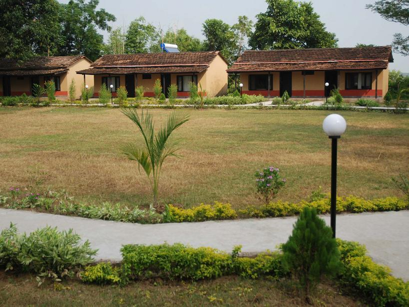 Kingfisher Jungle Resort Národní park Chitwan