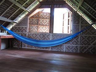 Mayas Native Garden Resort סבו - בית המלון מבפנים
