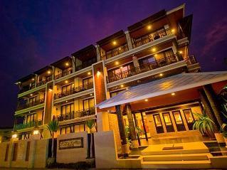 Hotell Puktien Cabana Beach Resort   Residence i , Petchaburi. Klicka för att läsa mer och skicka bokningsförfrågan