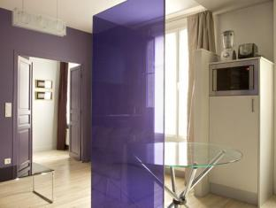My Flat In Paris Parijs - Hotel interieur
