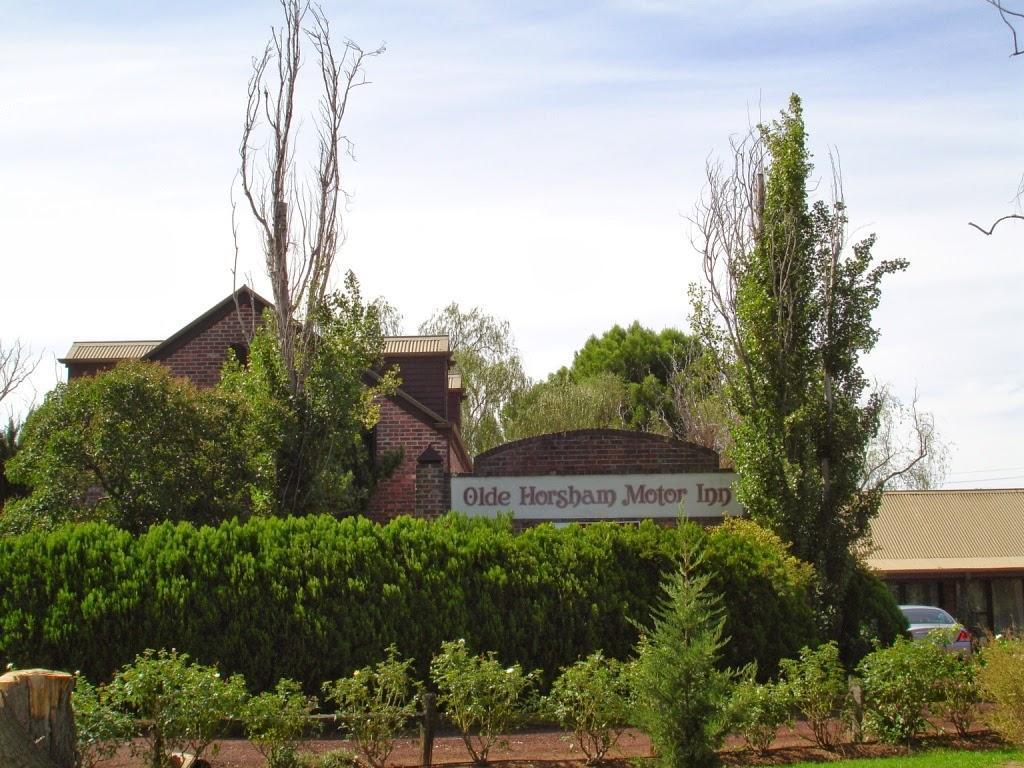 Olde Horsham Motor Inn - Hotell och Boende i Australien , Horsham