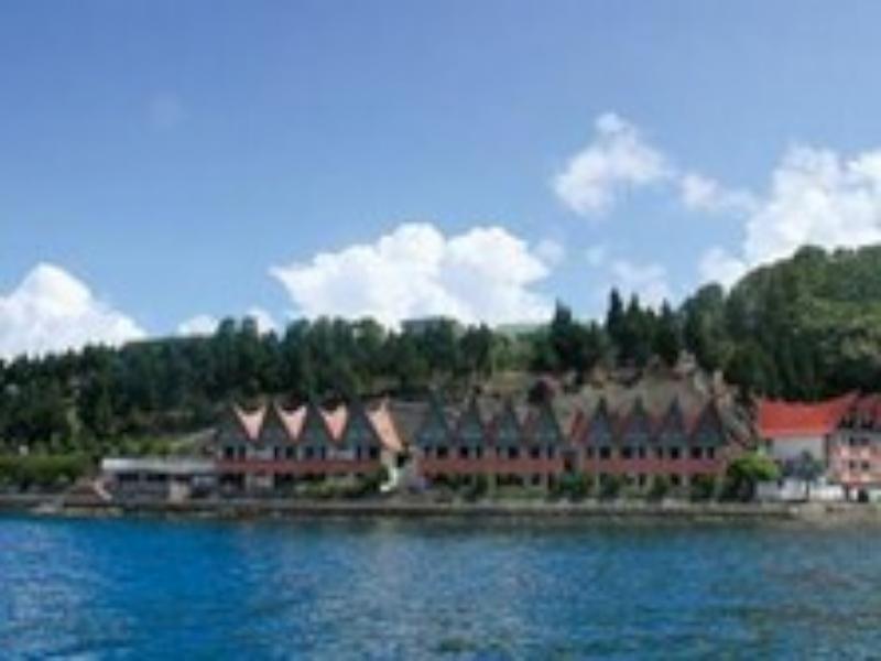 Hotel Danau Toba International Parapat Parapat - Exterior