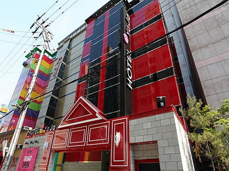 โรงแรม  ยาจา เขตซอ  (Hotel Yaja Seo-gu)