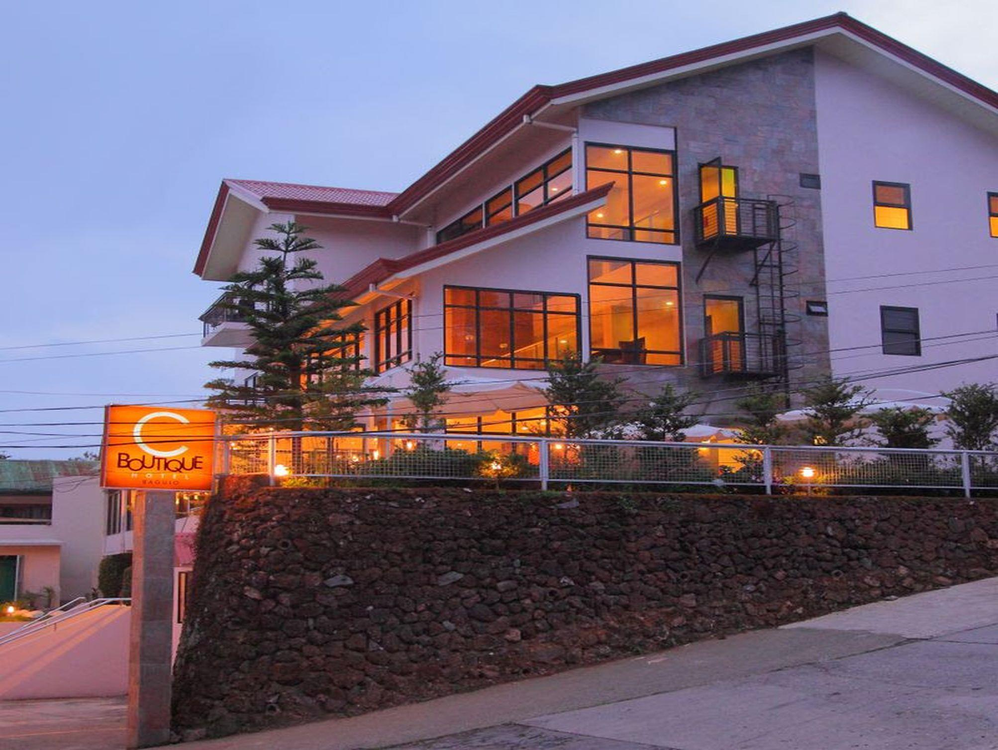C boutique hotel baguio philippines great discounted for Great small hotels