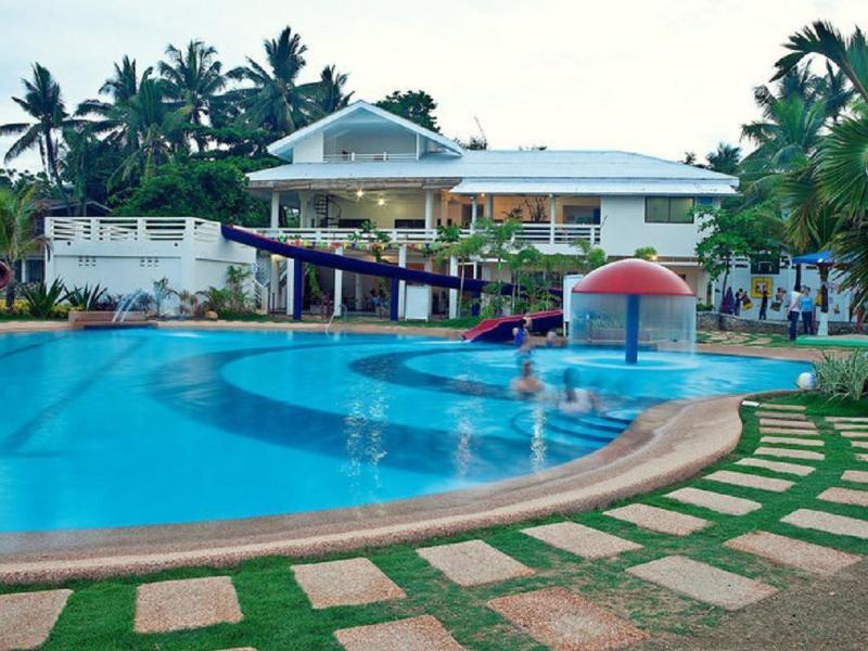 Danao Coco Palms Resort סבו