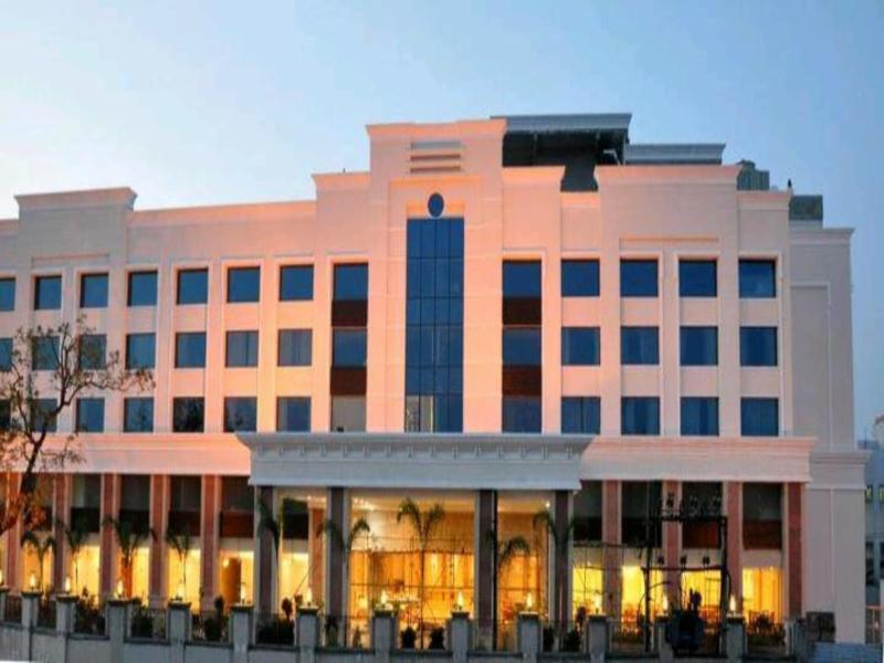Accord Pondicherry Hotel - Hotel and accommodation in India in Pondicherry