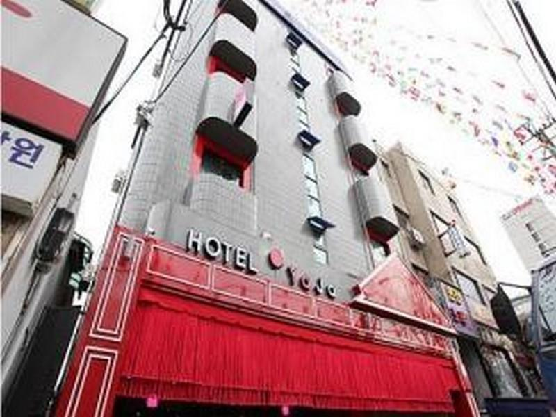 Hotel Yaja Hankuk Univ - Hotels and Accommodation in South Korea, Asia